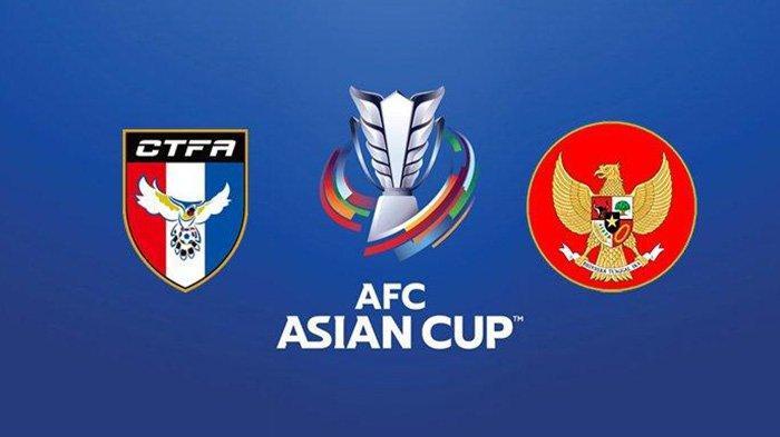 Siaran Langsung China Taipei vs Indonesia Malam Ini Live Indosiar