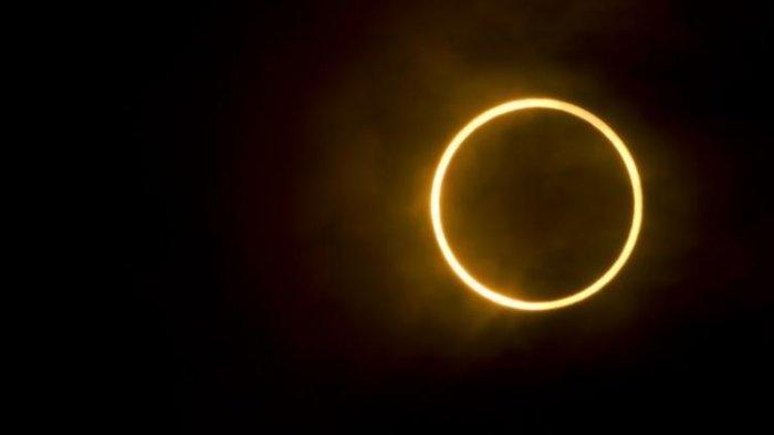 Ini Alasan Kenapa Gerhana Matahari Cincin 10 Juni 2021 Tak Bisa Dilihat Langsung di Indonesia