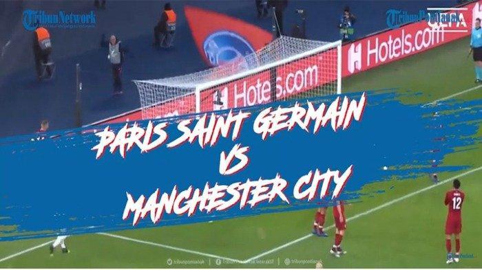 SIARAN Langsung Liga Champions Live Streaming PSG vs Manchester City | Nonton Tv Online SCTV Gratis