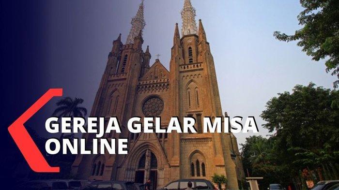 Siaran Langsung Misa Online Minggu 18 Juli 2021 Lengkap Link Live Streaming Misa Online