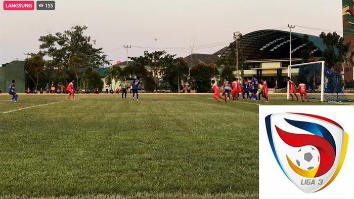 SIARAN Langsung PS Sanggau Vs PS Kubu Raya Sekarang! Live Streaming Liga 3 Zona Kalbar 2021 Grup B