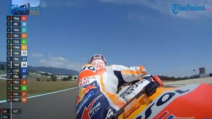 LIVE HASIL MotoGP Spanyol 2021 Sekarang - Quartararo Pole, Cek Update Klasemen MotoGP 2 Mei 2021