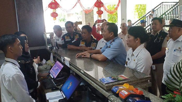 Hasil Sidak Tjhai Chui Mie Hadapi Cap Go Meh Singkawang, Kesehatan 7 WNA Dalam Pantauan
