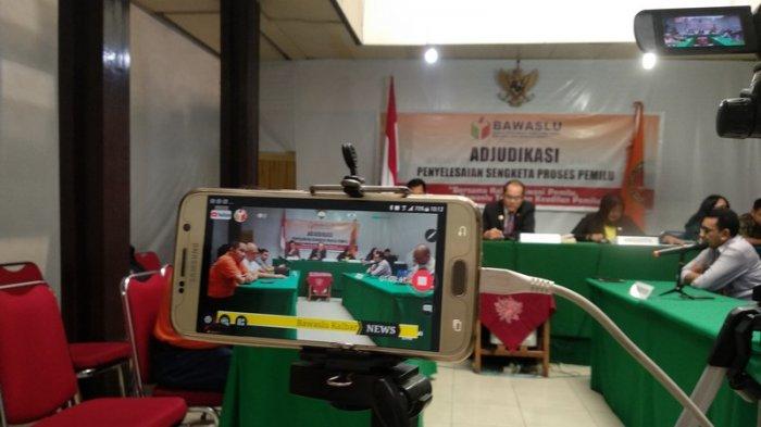 Putusan Sidang Adjudikasi PSI dan KPU Kalbar Bakal Digelar Pukul 13.00 WIB