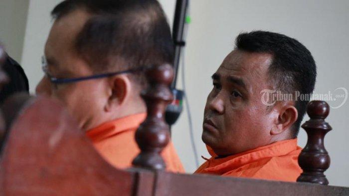 FOTO: Sidang Lanjutan Kasus Suryadman Gidot dan Mantan Kadis PUPR Kabupaten Bengkayang Aleksius - sidang-lanjutan-gidot-1.jpg