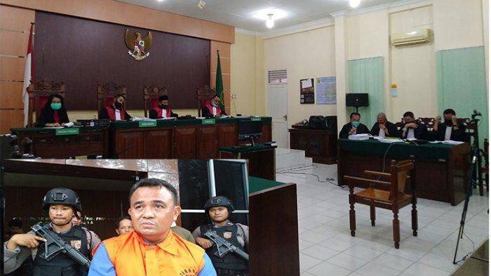 Dituntut 6 Tahun Penjara dan Denda Rp 200 Juta, Suryadman Gidot Hari Ini Jalani Sidang Pembelaan