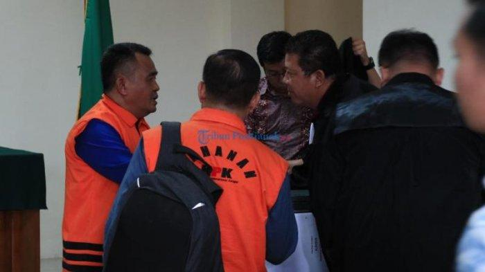 FOTO: Sidang Lanjutan Terdakwa Tipikor Mantan Bupati Bengkayang, Suryadman Gidot - sidanglanjutangidot-1.jpg