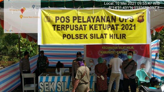 Jelang Lebaran Idul Fitri, Ini Rangkaian Kegiatan Sejumlah Polsek Jajaran Polres Kapuas Hulu