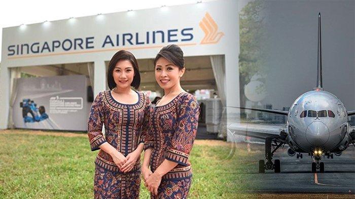 SINGAPORE Airlines Tak Terbangkan Semua Pesawatnya Karena Corona, Gagas Pemotongan Gaji Manajemen