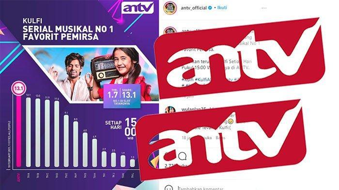 SINOPSIS Kulfi Lengkap Siaran Kulfi ANTV Hari Ini, Cek Juga Jadwal Nazar ANTV Live   Mivo.com ANTV