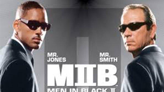 SINOPSIS & Trailer Film 'Men in Black II' Diperankan Will Smith, Tayang di GTV Malam Ini!