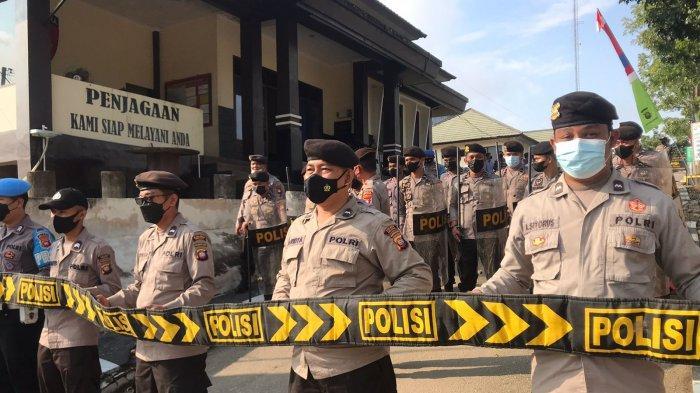 Antisipasi Gangguan Nyata, Polres Sekadau Intensifkan Sistem Pengamanan Mako