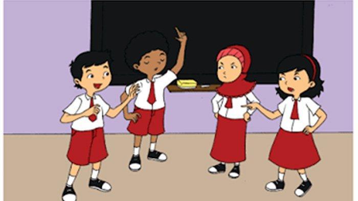 Kunci Jawaban Tema 6 Kelas 6 Halaman 37 38 39 40 41 42 43 Tematik SD Pembelajaran 6 Subtema 1