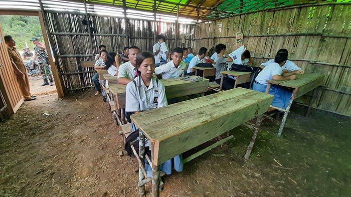 Pembangunan SMA di Pedalaman Sintang Terkendala Status Lahan, BPN Tunggu Surat Kuasa Aset Pemprov