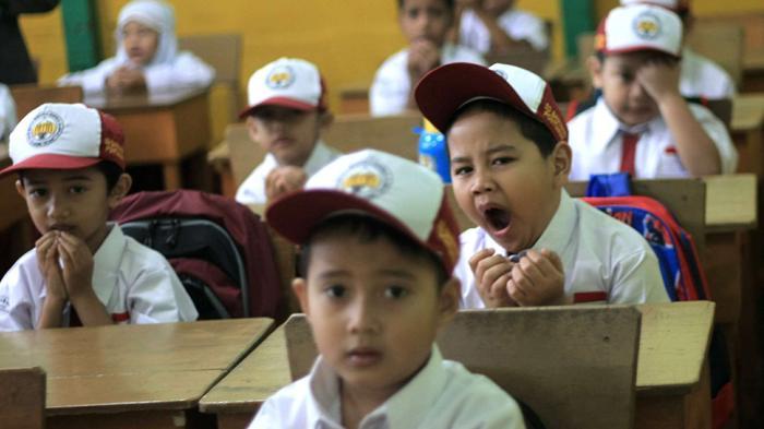 Mendikbud Segera Buka Sekolah Kembali, Ini 19 Langkah Anak dan Guru Terhindar Dari Infeksi Covid-19