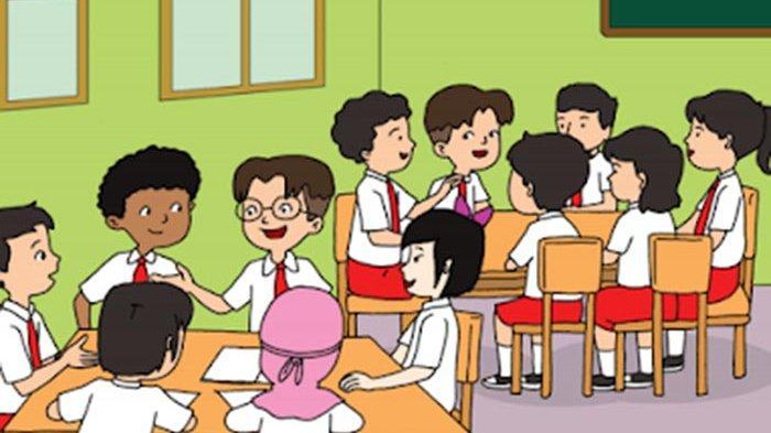 Kunci Jawaban Buku Tematik Kelas 3 Tema 8 Halaman 35 36 37 38 39 40 41 42 Pembelajaran 5 Subtema 1