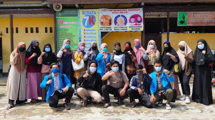 Jalin Silaturahmi, Tim Promosi Fakultas Syariah Sosialisasi di MAS Baitul-Mal Pancasila Nanga Pinoh
