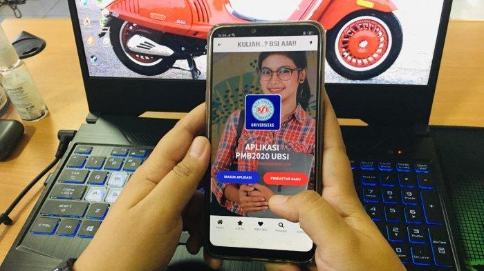 Daftar Kuliah UBSI Pakai Aplikasi Mobile, UBSI Beri Kemudahan Calon Mahasiswa