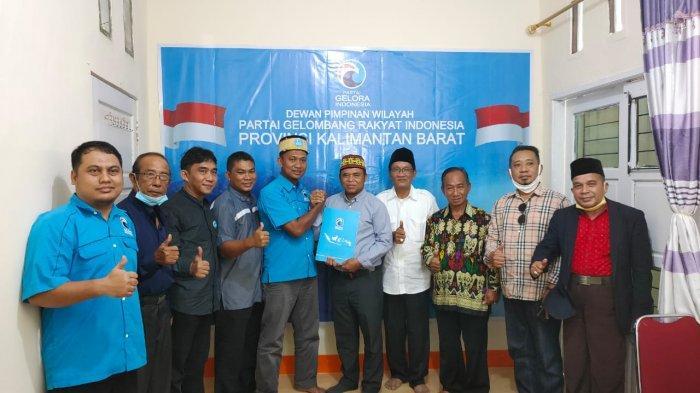 Partai Gelora Kalbar Dukung Pasangan Martinus - dr. Carlos di Pilkada Bengkayang
