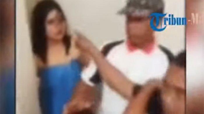 VIDEO Kepala Desa Selingkuh dengan Istri Kader Partai, Dibalut Handuk saat Digerebek Suami di Hotel