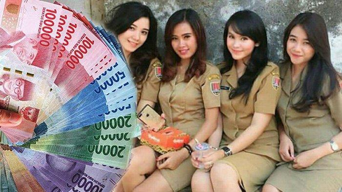 KAPAN THR 2021 Cair ? Cek Tanggal Berapa Pencairan THR PNS TNI Polri & Pencairan THR Pensiunan 2021