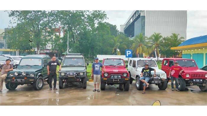 Mengenal Klub SKIn Pontianak, Salurkan Hobi Touring Wisata Kalbar Hingga Malaysia