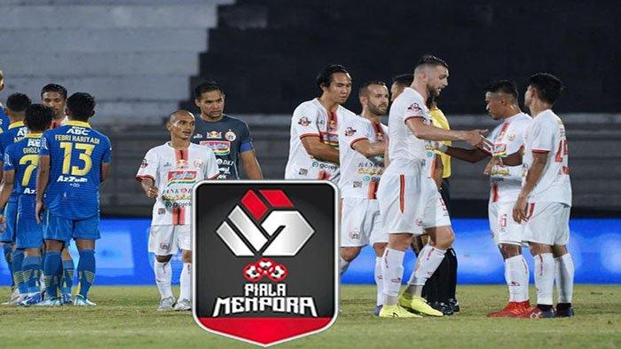 SKOR Persib Vs Persija Piala Menpora Prediksi Persija Vs Persib Piala Menpora, Streaming Indosiar
