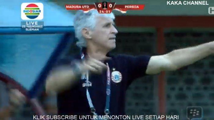SKOR Persija Vs Madura United, Live INDOSIAR Laga Perebutan Tiket Perempat Final Piala Presiden