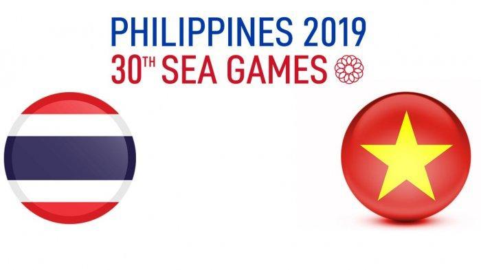 Skor Vietnam vs Thailand 2-1, Timnas Indonesia Semakin Dekat ke Semifinal Bola SEA Games 2019