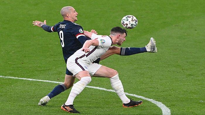 Hasil Euro 2021 Inggris vs Republik Ceko Live Hasil Lengkap Grup D di Link Skor Piala Eropa