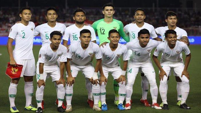 Live RCTI+ Indonesia Vs Myanmar Semifinal SEA Games 2019, Indra Sjafri Seribu Persen Yakin 20 Pemain