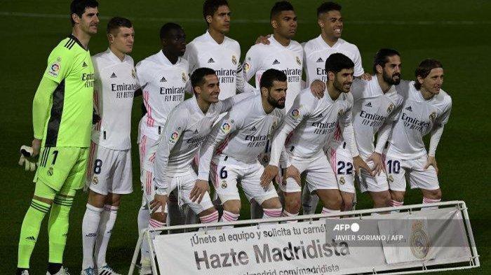 SKENARIO Real Madrid Juara Liga Spanyol 2021 Lengkap Jadwal La Liga Penentuan Sabtu Ini