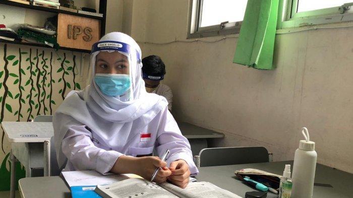 Gubernur Sutarmidji Akan Evaluasi Simulasi Sekolah Gelar Pembelajaran Tatap Muka