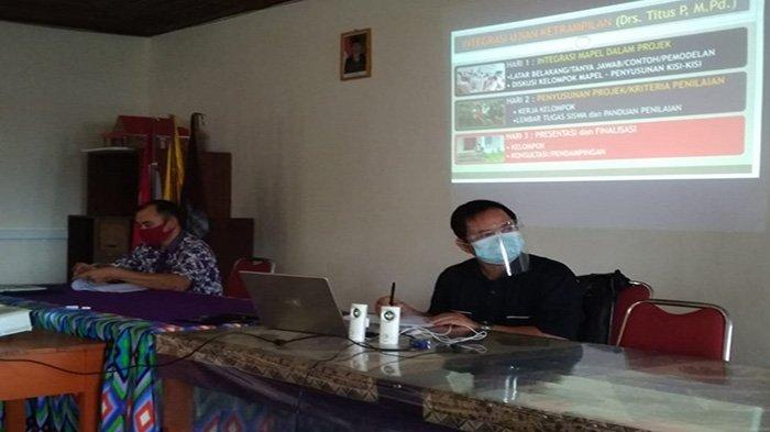 Problem Solving PJJ SMA Santo Paulus Nyarumkop-Singkawang
