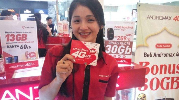 Harga Smartfren Kuota Nonstop 30GB , 18GB , 10GB & 6GB ! 4 Paket Internet Kuota Nonstop Smartfren