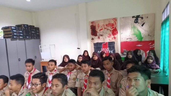 SMPIT Al-Mumtaz Gelar Pelatihan, Lantik Duta Anti-Bullying dan Kekerasan   Targetkan Zero Bullying