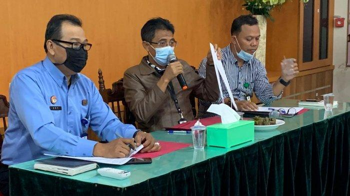 Siap Hadapi New Normal, Fakultas Hukum UPB dan Kanwil Kemenkumham Sampaikan PHBS Melalui PKM