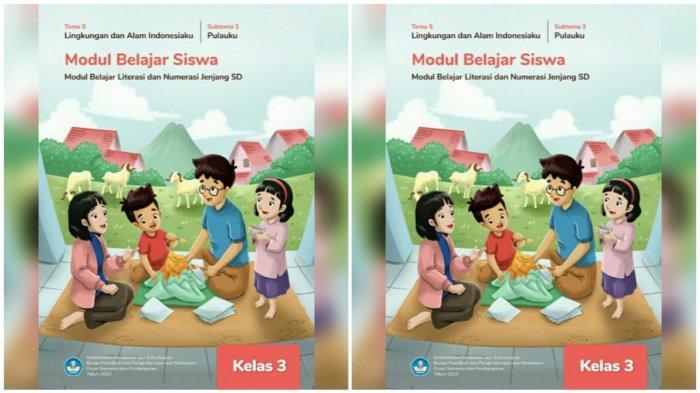 SOAL dan JAWABAN TVRI Rabu 20 Januari 2021 SD Kelas 3, Tugas TVRI Episode 13: Indonesia Indah Sekali