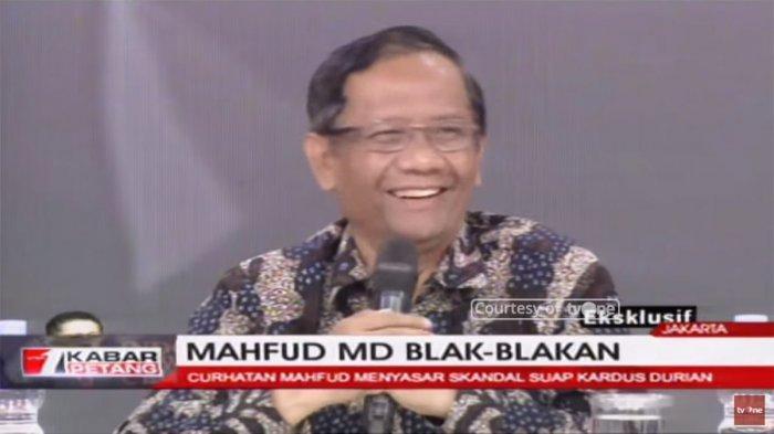 Soal Provinsi Garis Keras, Mahfud MD Angkat Jempol untuk Orang Aceh, Padang, & Sulawesi Selatan