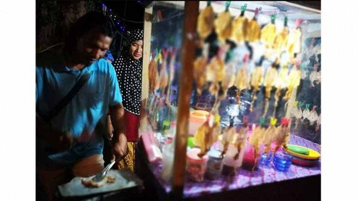 Selama Ramadan, Penjual Sotong Pangkong Panen Rezeki