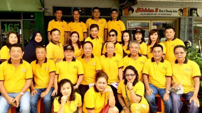 Baksos, Xing Fu Bantu Penderita Stroke Lim Keng Nai dan Pasien Kanker Tulang Muhajirin