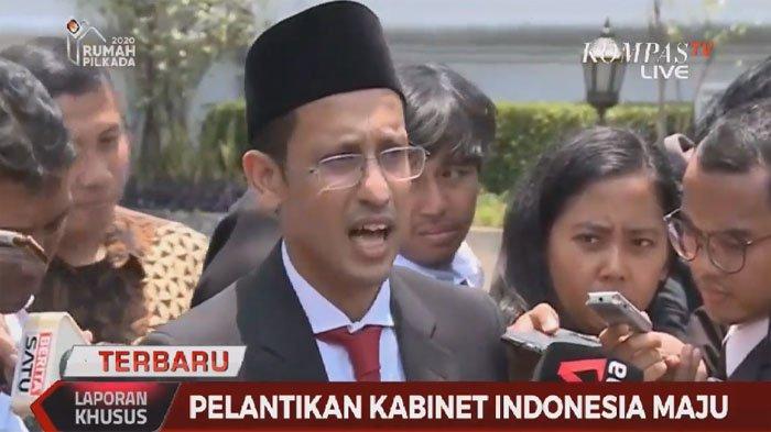 SOSOK Nadiem Makarim Suami Franka Franklin Keturunan Minang-Arab yang Jabat Menteri di Usia 35 Tahun