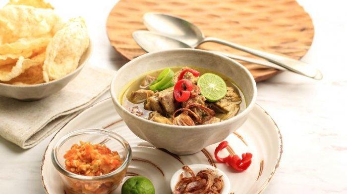 Soto Daging Sapi Kuah Bening, Catat Resep dan Cara Bikinnya