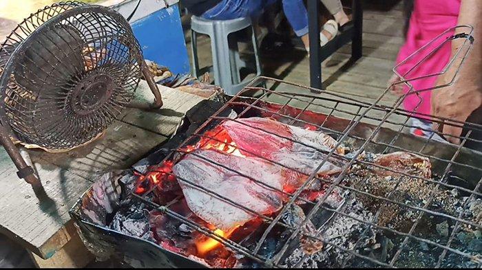 Kuliner Khas Kota Pontianak, Sotong Pangkong Jadikan Pengujung Tak Bisa Move On
