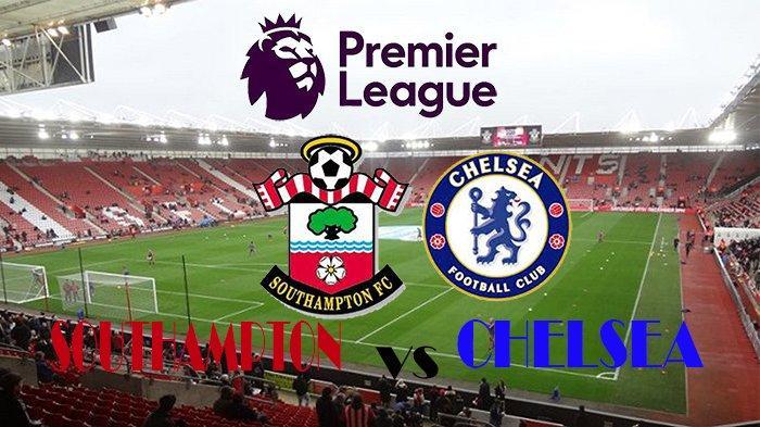 LIVESCORE Chelsea Vs Southampton | Turun Minum, Tammy Abraham Kante dan Mason Bawa The Blues Unggul