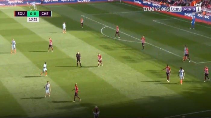 LIVE BOLA Southampton Vs Chelsea (Premier League) Sedang Berlangsung