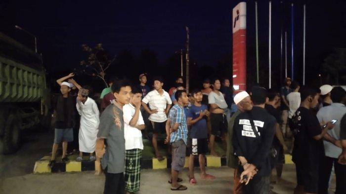 Polisi Lakukan Penyelidikan Terhadap Dugaan Aksi Pengeroyokan di SPBU Nusapati Sungai Pinyuh