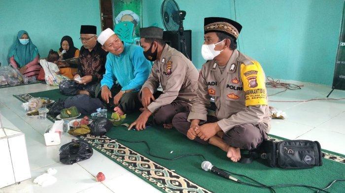 Polsek Seponti Polres Kayong Utara Gandeng Ormas NU untuk Tangkal Faham Radikalisme