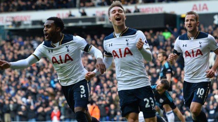 Tottenham Hotspur Menang Telak Atas West Bromwich Albion