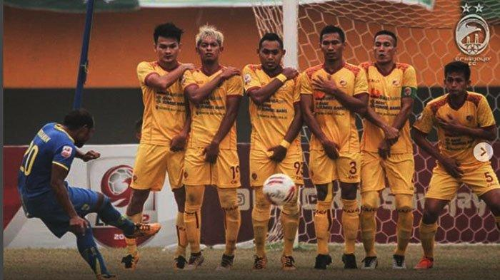 DAFTAR 23 Pemain Sriwijaya FC Laga Babak 8 Besar Liga 2 Kontra Persiraja, Persewar dan Mitra Kukar